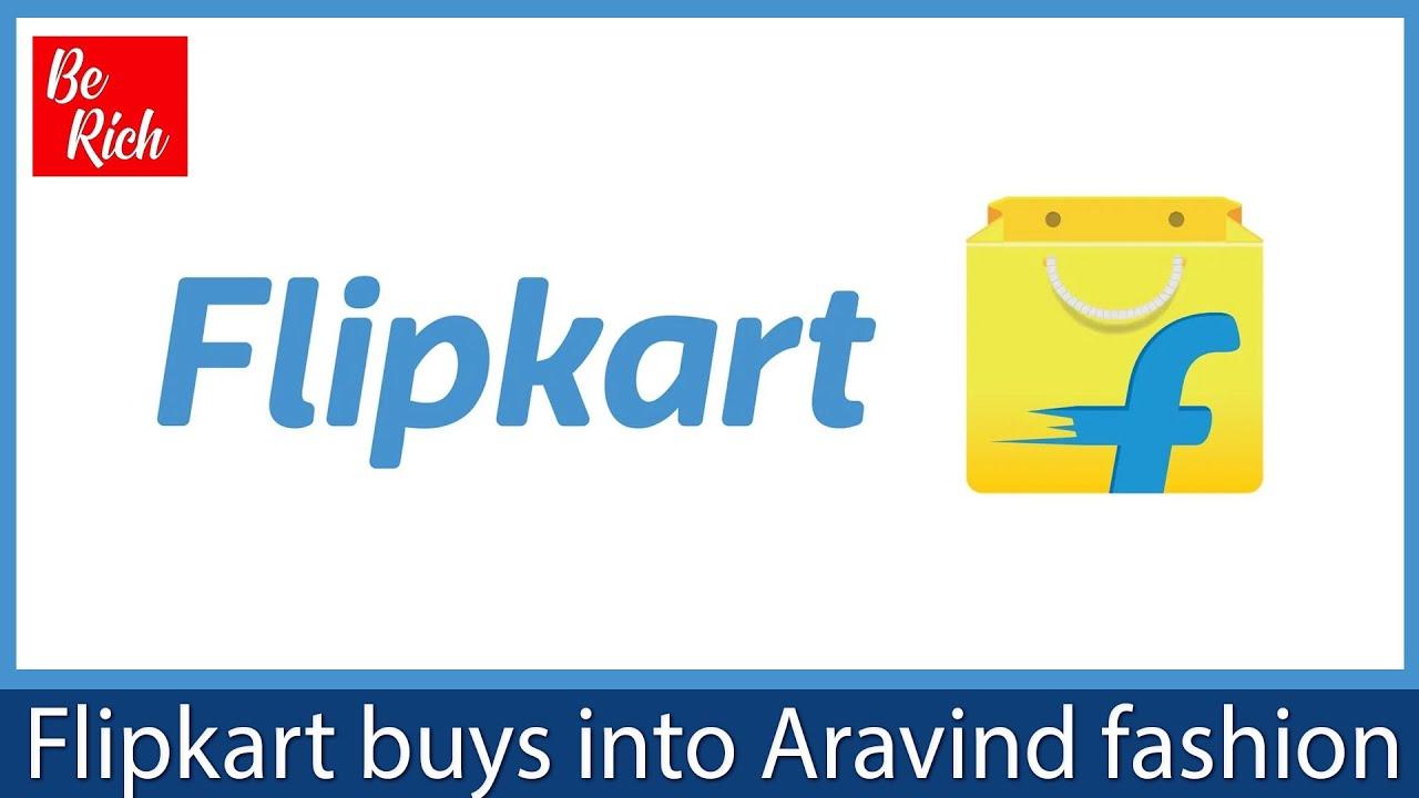 Flipkart buys into Aravind fashion