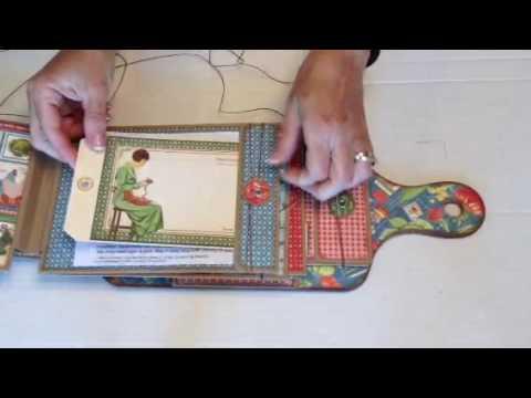 Cutting Board Recipe Album