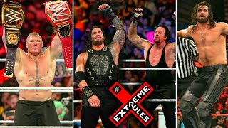 WWE Extreme Rules 14 July 2019 Highlights | Extreme Rules 14 July 2019 | WWE Extreme Rules 2019 Live