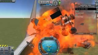 Kerbal Space Program с Глюком! Космический симулятор