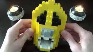 (Пятница 13) Обзор лего праздничного диспенсера (V8) (RUS) / Review lego dispenser (V8)