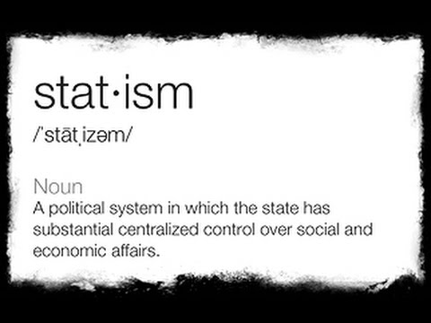 Debating Statism with Contrarian Dude