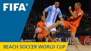 Stunning Dutch comeback stops Argentina