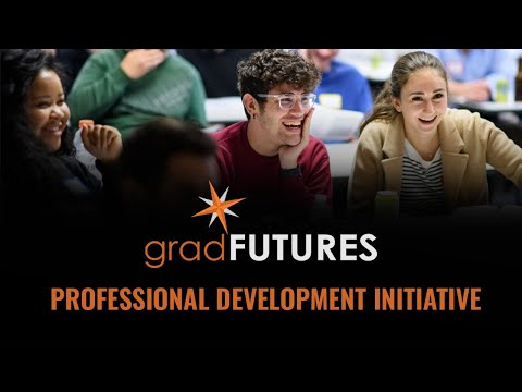 GradFUTURES Professional Development—The Graduate School at Princeton University