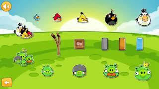 Angry bird classic version hack mod apk