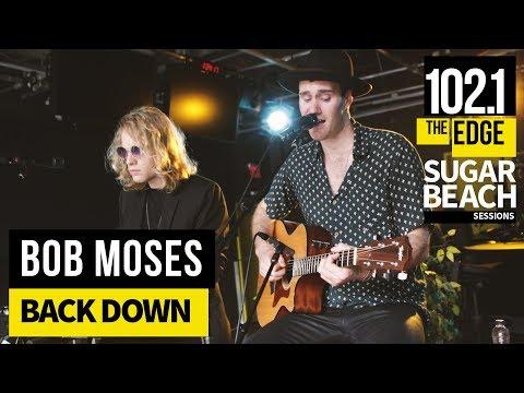 Bob Moses - Back Down (Live at the Edge)