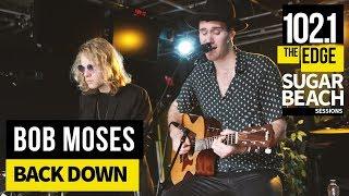 Gambar cover Bob Moses - Back Down (Live at the Edge)