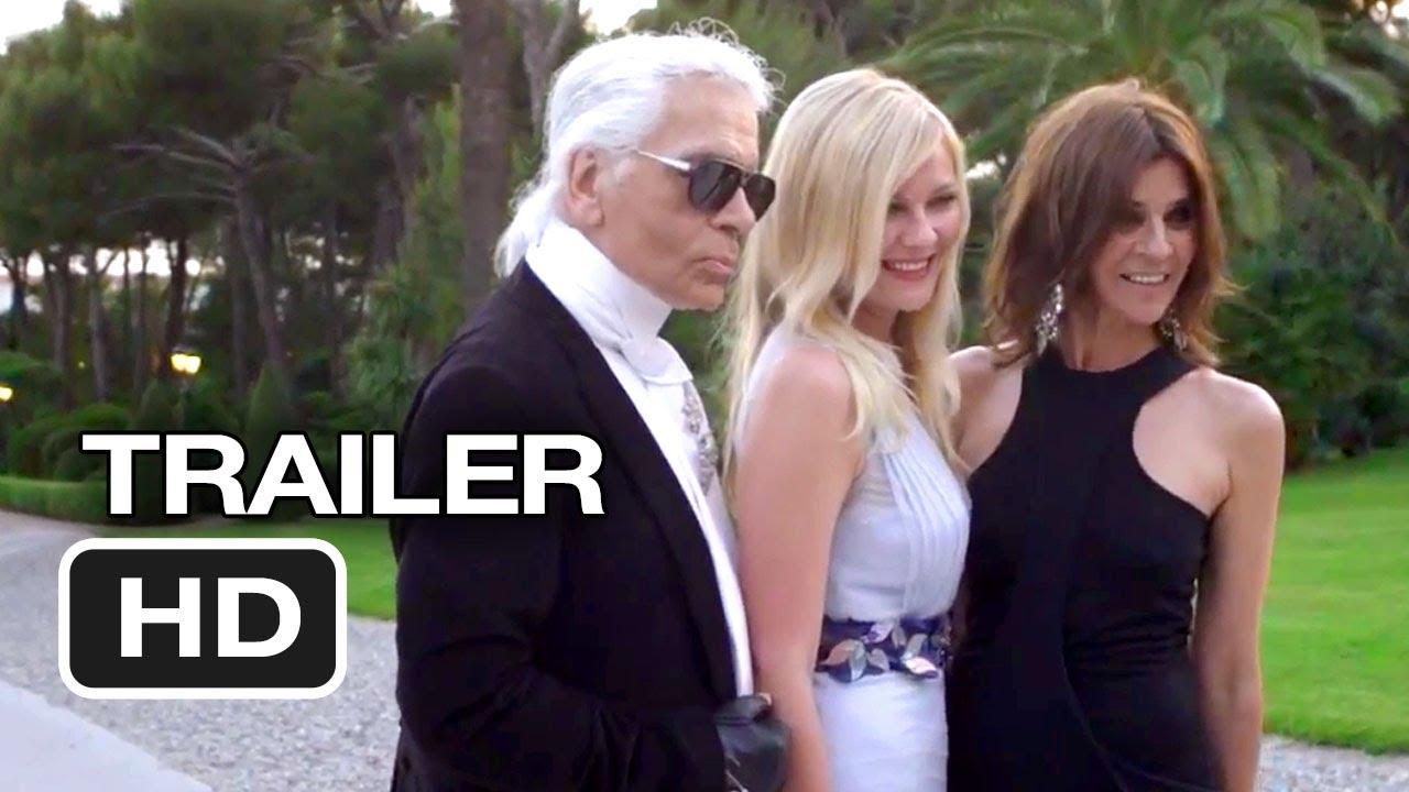 Mademoiselle C Official Trailer (2013) - Carine Roitfeld Fashion Documentary HD
