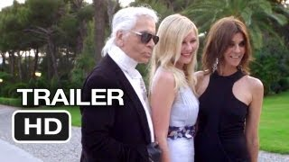 Mademoiselle C Official Trailer (2013) - Carine Roitfeld Fashion Documentary HD