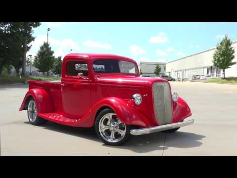 136004 / 1937 Ford Pickup