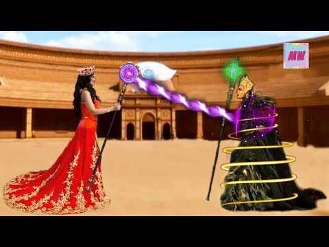 Maa Pari VS Timnasa - Maa Pari Kills Timnasa | Baal Veer Returns Battle