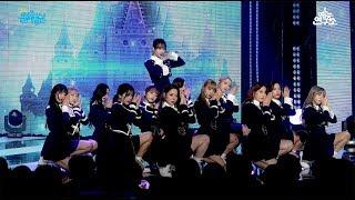 [예능연구소 직캠] 우주소녀 꿈꾸는 마음으로 @쇼!음악중심_20180317 Dreams come True WJSN in 4K