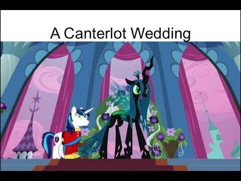"""Blind Reaction: MLP FIM Season 2 Episodes 25 & 26 """"A Canterlot Wedding"""""""