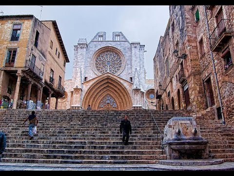 Places to see in ( Tarragona - Spain ) Tarragona Cathedral