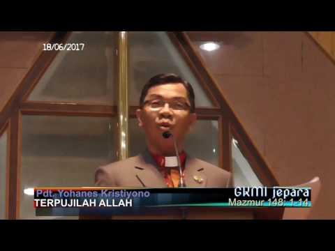 Yohanes Kristiyono@Terpujilah Tuhan