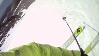 Mt Shasta Cascade Gulch Ski