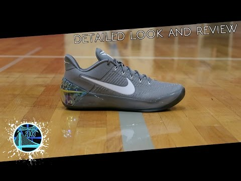 Nike Kobe A.D. | Detailed Look and Review