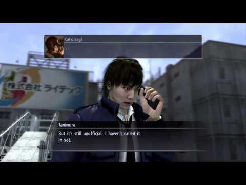 Yakuza 4 playthrough pt49 - Briefcase Chase! Underground Beatdown