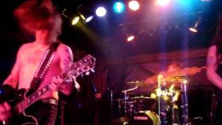"Nachtmystium ""Your True Enemy"" live in Detroit"