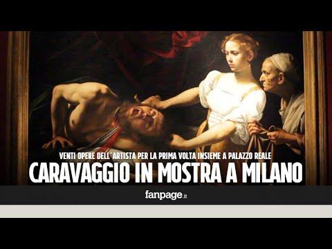 Dentro caravaggio a milano la mostra con 20 opere dell for Caravaggio a milano