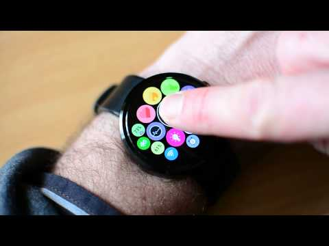 Accessing the full screen clock in Bubble Cloud Watch Face Launcher