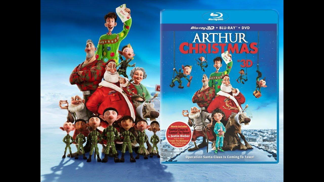 Arthur Christmas Blu Ray 3d Review Rhuzzx Mosnewyear Site