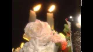 HD скачать бесплатно футаж для свадьбы СВЕЧИ композиция 17 в хорошем качестве без регистрации 2014