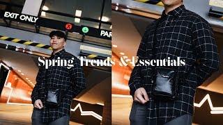 Top Spring Trends & Essentials 2018