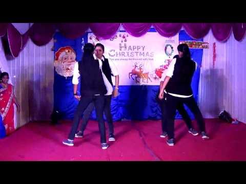 Yashoda malakpet christmas dance