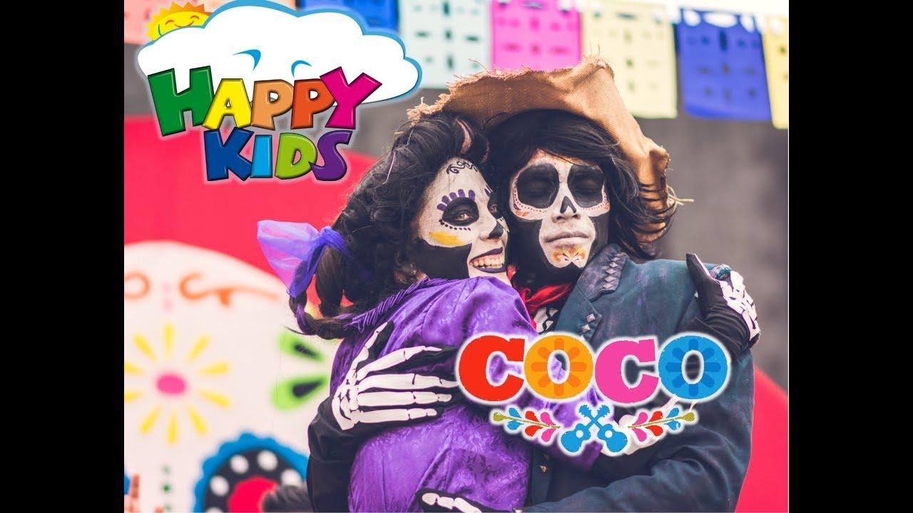 COCO - Espectáculo Teatral - Show Happy Kids #1
