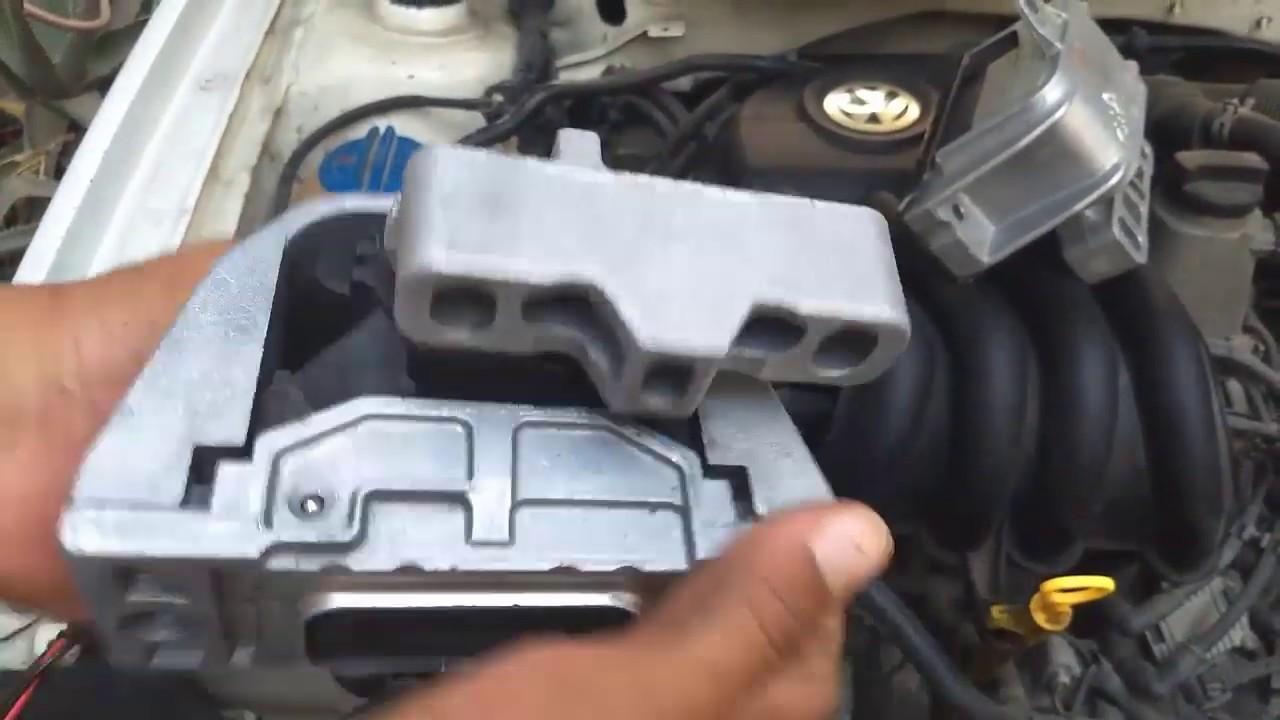 Cambiar Soporte De Motor De Jetta A4 Clasico Y Golgf Facil