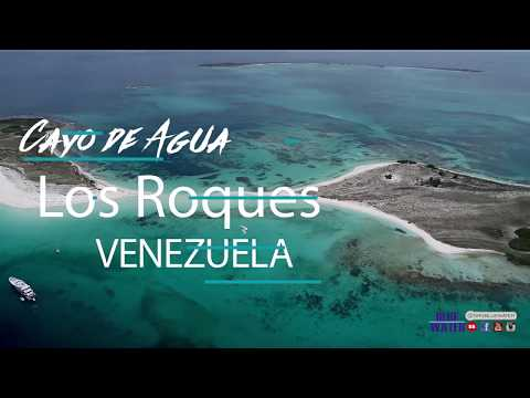 Cayo de Agua | Los Roques National Park | Venezuela | Tourist Attractions