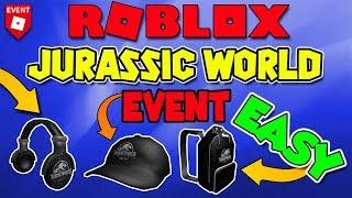 (Événement) Roblox Jurassic World Prizes - Comment obtenir tous les articles faciles
