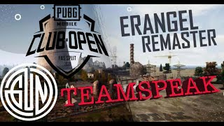 CLUB OPEN FALL SPLIT Semifinal.GUN Teamspeak.Godsent, NEW ERA 2.0, Region of Europe