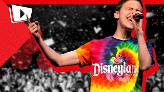 Jon Cozart performs After Ever After Live at VidCon YouTube Videos
