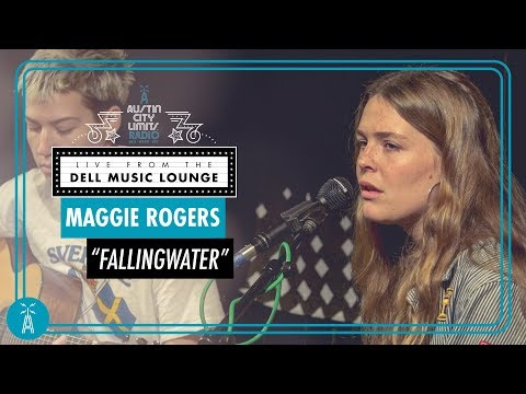 """Maggie Rogers """"Fallingwater"""" [LIVE Acoustic Performance] 