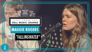 "Maggie Rogers ""Fallingwater"" [LIVE Acoustic Performance] 
