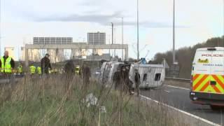 M62 Crash Hen Party Minibus Victim Named