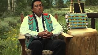James Trosper on the function of the eagle in Shoshone rites