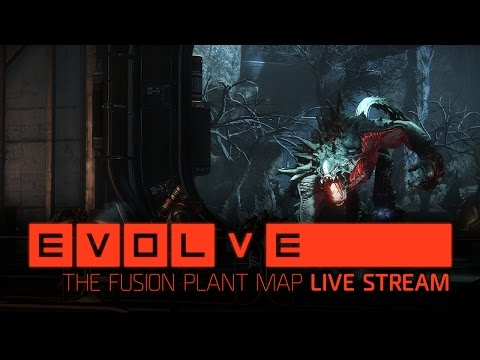 Evolve Live –– Official Livestream - Map: Fusion Plant (OCT 3)