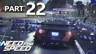 Need For Speed 2015 Gameplay Walkthrough Part 22 - POLICE CHASE