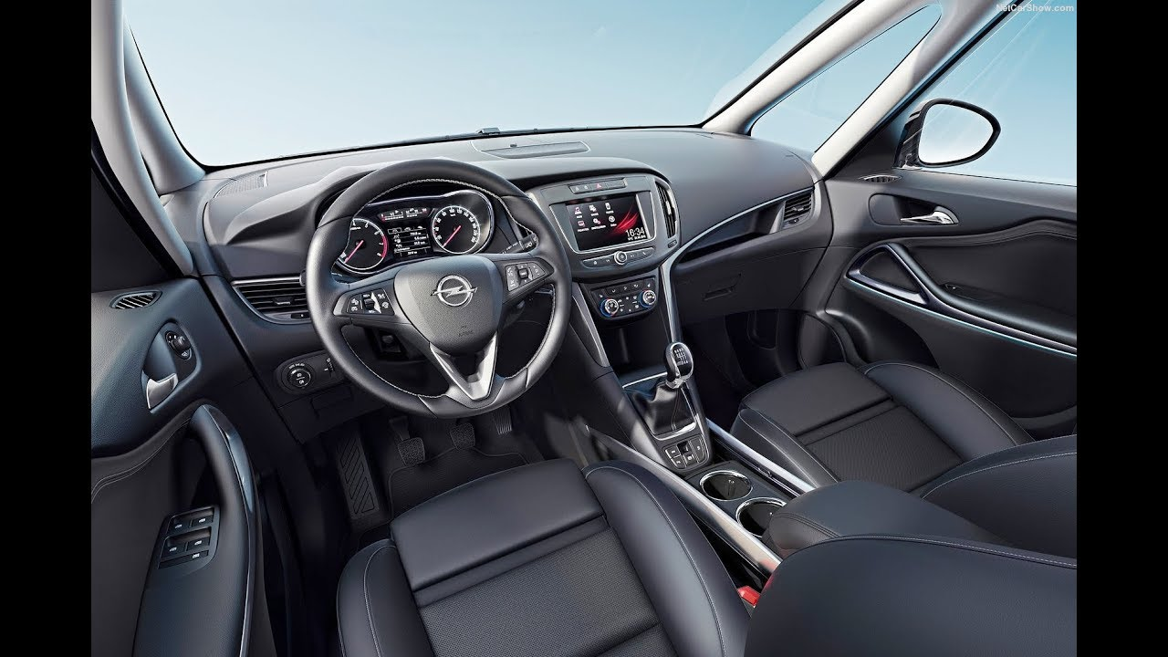 new opel zafira concept 2017 2018 review photos. Black Bedroom Furniture Sets. Home Design Ideas