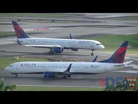 Delta Air Lines In San Juan, Puerto Rico (SJU) [2013-Present]