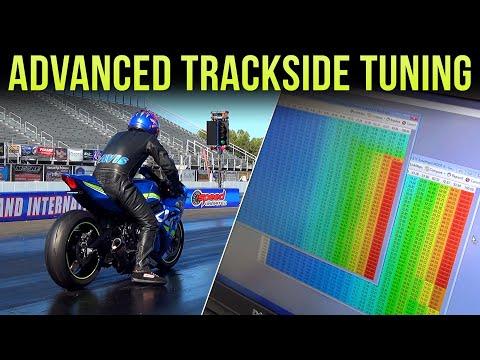 2017 GSX-R1000 S2B: Episode 11 (P1) – Gixzilla Advanced Trackside Tuning