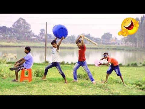 Top New Comedy Video 2019 | Try Not To laugh | Episode-92 | By My Family