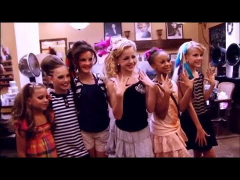 Dance Moms  The Girls Get Their Hair And Makeup Done S1,E12