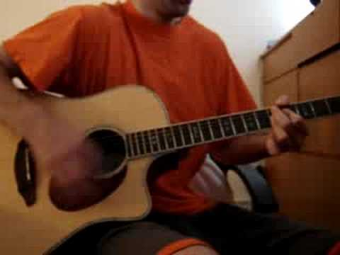 Acoustic funk blues jam