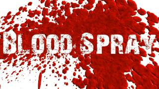 Gambar cover Blood spray in HitFilm Ultimate 1.1
