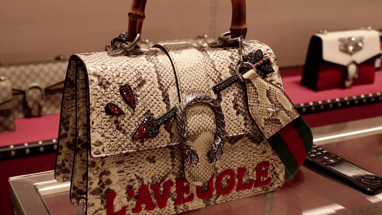 Gucci Spring Summer 2018 Handbag Collection The Most Standout Bags Of Season