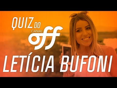 Leticia Bufoni | Quiz do Off | Canal Off